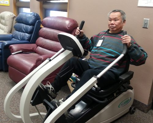 Adult Day Services Activities & Announcements - Exercise