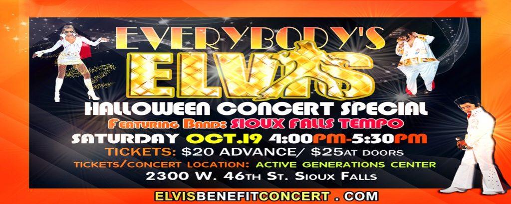 Everybody's Elvis Halloween Concert Special