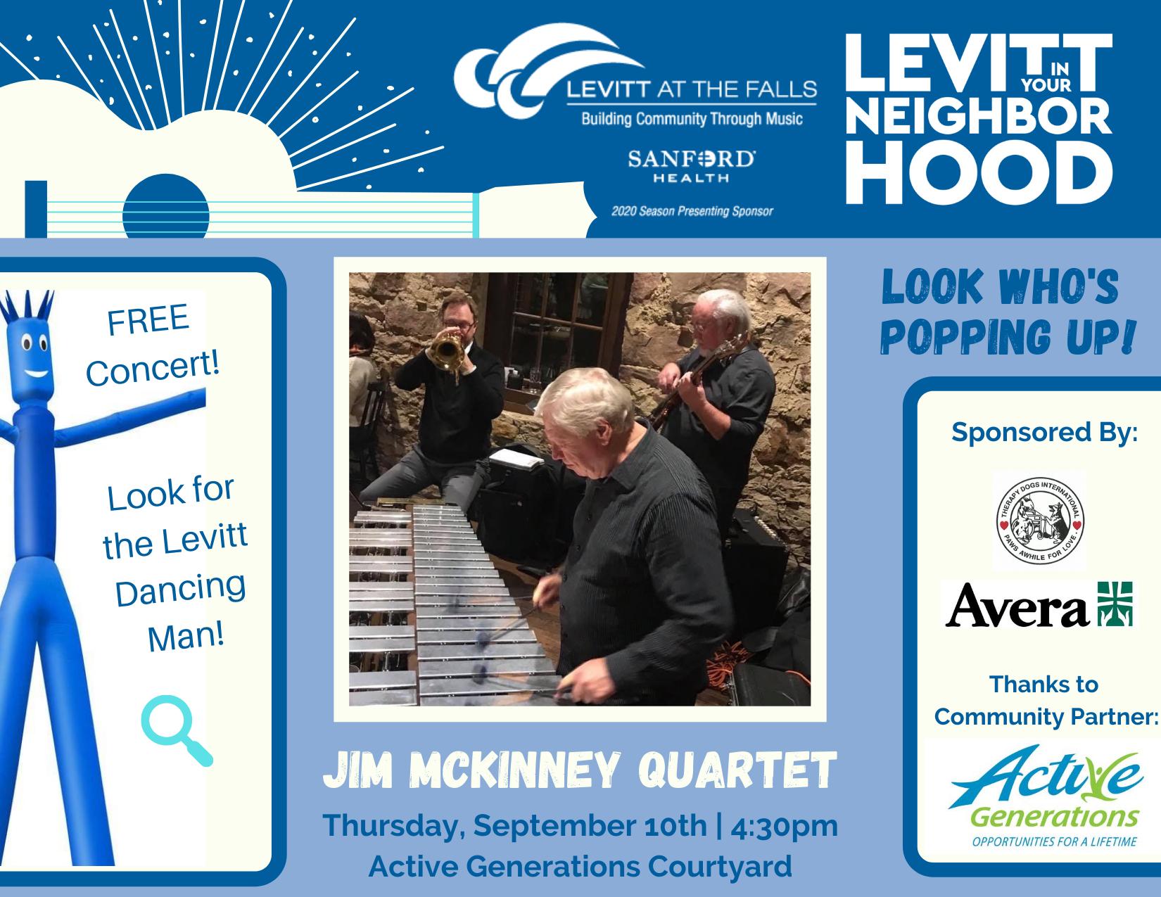Levitt in Your Neighborhood Concert