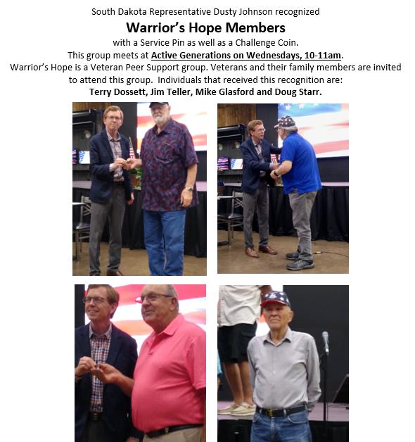Warrior's Hope